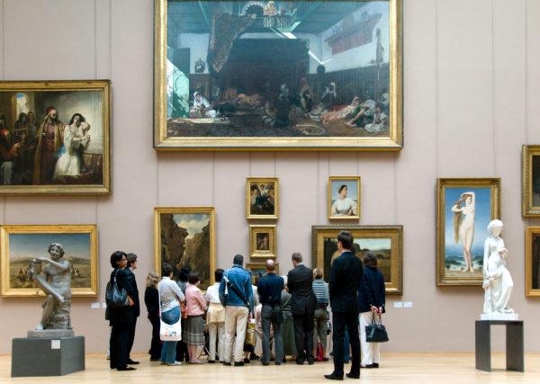 Des musées illimités pour nos collégiens 🎨