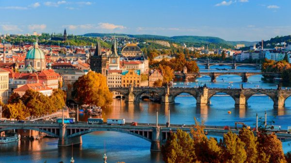 Prague, la ville aux cent clochers