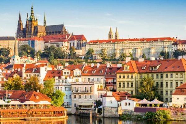 Devenez incollables sur l'architecture à Prague !