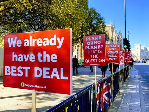 Brexit : des étudiants en panique ?