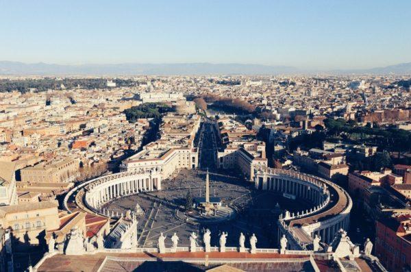 Sur les pas des Romains…