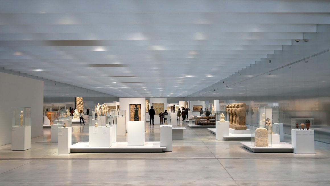 Sortie au Louvre Lens