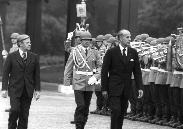 La construction européenne, ou l'histoire d'une amitié franco-allemande