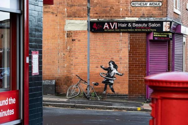 Le street art : un moyen d'expression sans restriction
