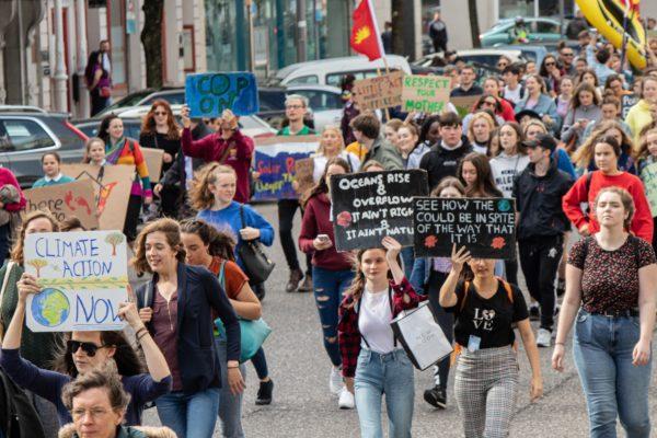 Les jeunes, fervents défenseurs de l'environnement ?